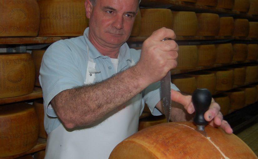 Parmigiano Reggiano et Grana Padano, quelles différences?